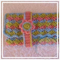 Three Color Multi-Use Purse | Creative Crochet Workshop