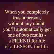 #trust #friendship
