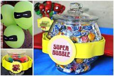Super Bubble & Ring Pops!