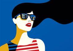 Malika Favre - Domain West Hollywood - Handsome Frank Illustration Agency