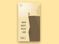 404 - Not Found by Agung Krisna Wijaya