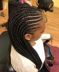 cornrows braided hairstyles Best Black Braided Hairstyles You should Tr… – BoxBraidsMAXX - Frisuren femme Box Braids Hairstyles, Sporty Hairstyles, Winter Hairstyles, Black Hairstyles, Dance Hairstyles, Ethnic Hairstyles, Hairstyles 2018, Black Girl Braids, Braids For Black Hair