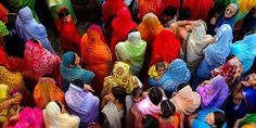 Why Visit India?  The LAND OF COLOR