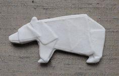 Alyson Iwamoto's Ceramic Origami 1