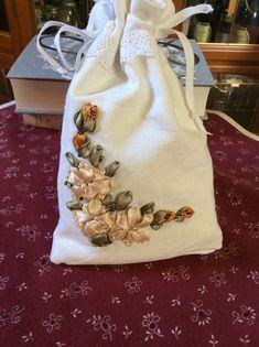 Little ribbon bag
