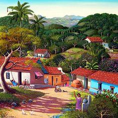 The Joy of Swinging by Fausto Perez of El Salvador
