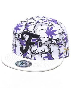 Filthy Dripped | Smoke and leave snapback. Get it at DrJays.com