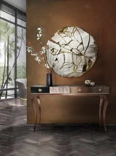 Top 50 Mirrors for Luxury Interiors   Read the entire article in http://bocadolobo.com/blog/furniture/mirrors-luxury-interiors/