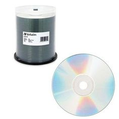 CD-R 80MIN 700MB 52x Shiny Sil by Verbatim. $44.85. CD-R 80MIN 700MB 52x Shiny Silver 100pk ideal for silk-screening. High speed/High performance with super Azo Dye Technology. Ultimate performance recording dye for burning at high speeds.