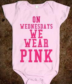 For little girl!