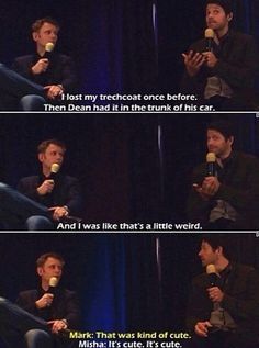 Lucifer ships his baby brother and Dean.