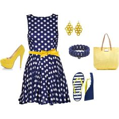 Summer Fun!, created by jamieweb on Polyvore jamieweb