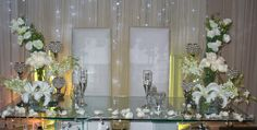 Mesa de Novios - Wedding