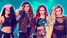 Little Mix release new Glory Days track 'Down