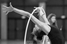 Ganna Rizatdinova - Rhythmic Gymnastics Training