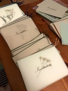 Invitation Cards, Invitations, Minne, Miniatures, Cosmetics, Graphic Design, Wedding, Packaging, Cards