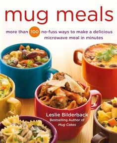 Dinner on the go, cooking for one, or just want to mix up a quick snack? Mug…