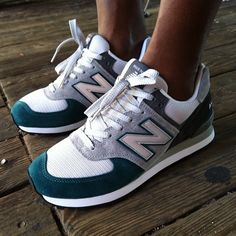 Rocking my custom @NBClassics 574s for the first time today. I went with four shaded of grey and added teal as the pop color. Quality is AMAZING and the five day turnaround makes them even more appealing. #newbalance #574 #customnewbalance #FLATLAY #FLATLAYAPP #FLATLAYS www.theflatlay.com