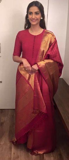 By Gaurang Shah. Bridelan - Personal shopper & style consultants for Indian/NRI weddings, website www.bridelan.com #traditional #banarasi #weavesofbanaras #regal #royal #varanasiweaves #banarasirevival #indianwedding #indianwear #banaras