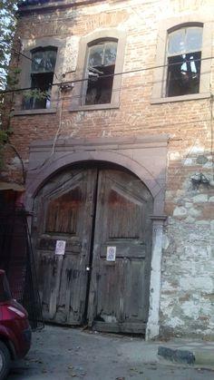 Manisa soma tarihi kalıntısı kalan eski han