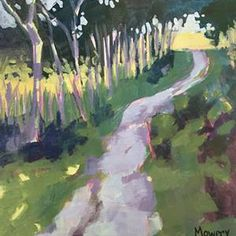 10/6/2016  I  6:00 PM-8:00 PM  I  Calvert Library Southern Branch.  Local painter Barb Mowery presents a solo exhibition of paintings at the Calvert Library Southern Branch in Solomons, MD. Opening Reception is Thursday, October 6th, from 6-8pm, with an Artist's Talk at 7pm. Ms. Mowery is a member of the Mid-Atlantic Plein Air Painters Association and is represented by Bishop's Stock Fine Art in Snow Hill, MD.