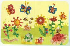 La primavera se puede ver más colorida en Play Maíz... Si tú quieres.