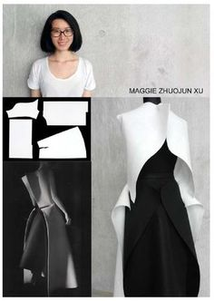 INNOVATIVE PATTERN CUTTING FOR GRADUATES + PROFESSIONALS 2013