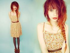 Pics For > Red Indie Hair