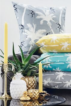 Spark up your space with vibrant colours. | H&M Home