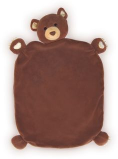 Apple Park Cubby Picnic Pal Blankie   Cocoa Crayon
