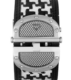Super trendy Chanel style ladies watch discounted from €179,- for €59,- www.megawatchoutlet.com