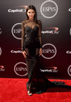 Kendall Jenner | Here's What The Stars Wore To The 2015 ESPYs