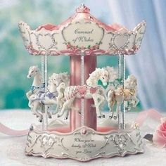 personalized carousel favor