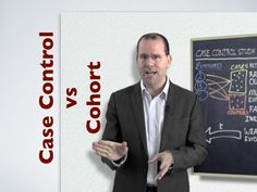Flashcards: Case Control vs. Cohort Studies