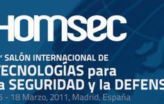 Indra en el IV edición del Salón Internacional de Tecnologías de Seguridad y Defensa Homsec Lineman, Safety