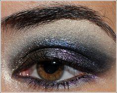 Totally my eye style! Look – MAC Style Black: Dark Smoky Eyes - MAC Cosmetics -