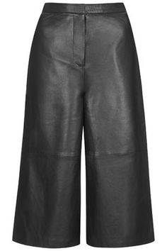 Culottes are the new black, just snapped up these leather babies… obsessed.