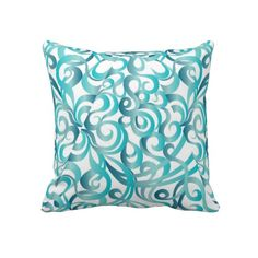 Pillow Floral abstract background  http://www.zazzle.com/pillow_floral_abstract_background-189813312588665956