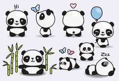 High quality vector clipart. Cute pandas vector clip art. Perfect for creating greeting cards,invitations and stationery, decorating your blog or website, designing posters and room decor for children or babies. Can be used for digital or print. Great for baby foom decor, gift cards and wrapping paper, scrapbooking and blogs or websites. These high quality vector elements come in a fully editable illustrator file as well as pngs with blank backgrounds as well as jpegs. You can easily…