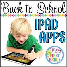 Back to School IPAD Apps