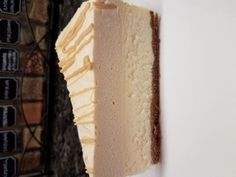 Sernik z musem karmelowym | Moje Wypieki Vanilla Cake, Gastronomia