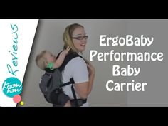 3dcaf47c11c ErgoBaby Performance Baby Carrier Review