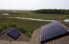 Don't dim solar energy