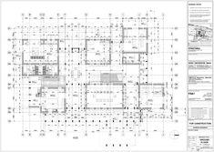 관련 이미지 Drawing House Plans, Working Drawing, Construction Drawings, Read More, Grid, How To Plan, Building Plans