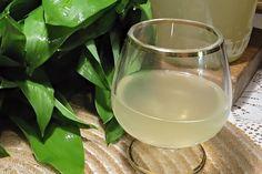 Recept na Elixír mládí - víno smedvědím česnekem