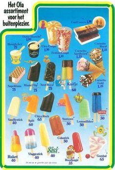 Het Levi's ijsje! Een spijkerbroekje...