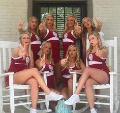 Buccaneers Cheerleaders, Cheerleader Images, Cheerleading Pictures, Football Cheerleaders, College Cheerleading, Cheerleading Outfits, Cheer Team Pictures, Cheer Poses, Ice Girls