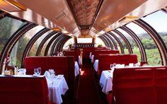 The Napa Valley Wine Train, Napa  | Food & Wine
