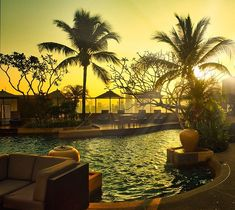 Once again great visit at - poolside sunrises don't get much better than this