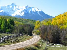 Here are 9 amazing Colorado hidden gems (in no particular order) to plan your Coloradoadventures. 9. Last Dollar Road If you are feeling adventures t...